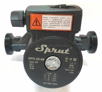 насос SPRUT GPD 25-4S-180