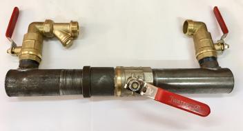 Байпас для системы отопления