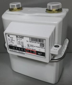 Счетчик газа Elster BK G4T