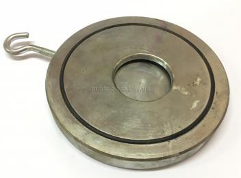 Клапан обратный Ду 65 межфланцевый