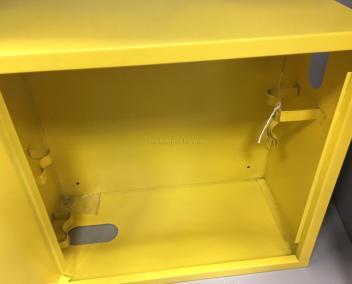 Шкаф для регулятора и счётчика газа 450х500х250