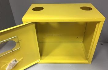 Шкаф для счетчика газа G-6 295х350х205