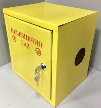 Шкаф для регулятора газа 250х240х180 мм