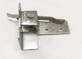 Кронштейн микровыключателя для газовой колонки