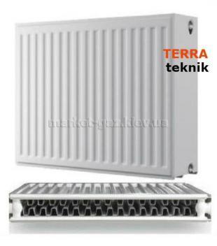 купить Стальной панельный радиатор отопления тип 22 Terra teknik 300БП