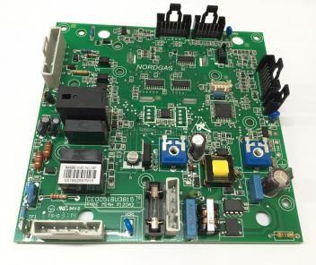 Плата электронного управления MIAH 205