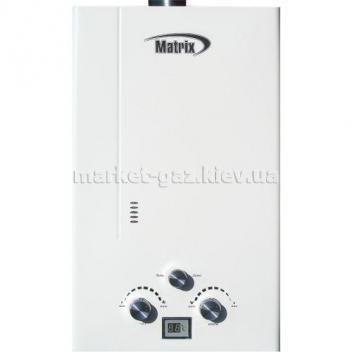 Газовая колонка JSD 20 MATRIX White Turbo