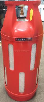 Баллон газовый композитный взрывобезопасный SAFEGAS 47 литров
