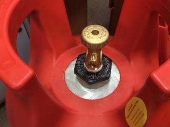 Баллон газовый композитный SAFEGAS