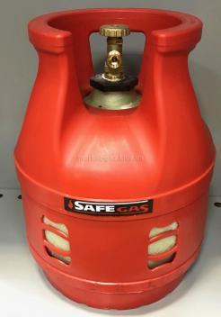 Баллон газовый композитный SAFEGAS 12л
