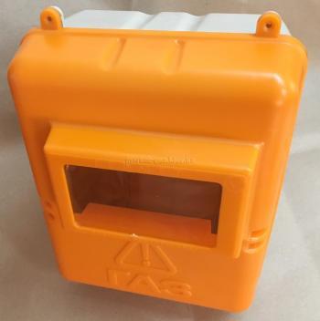 Ящик пластмассовый для счетчиков газа G-1,6; G-2,5; G-4