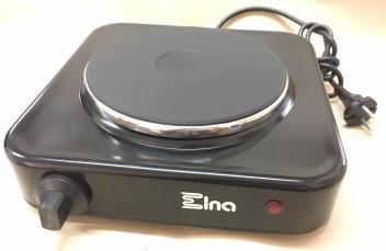 Электрическая настольная плита с чугунной конфоркой Элна 001Н