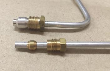 Трубка запальника конвектора FEG