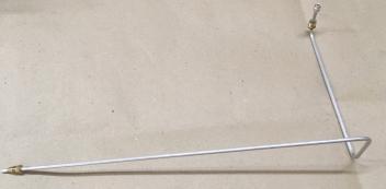 рубка запальника конвектора FEG