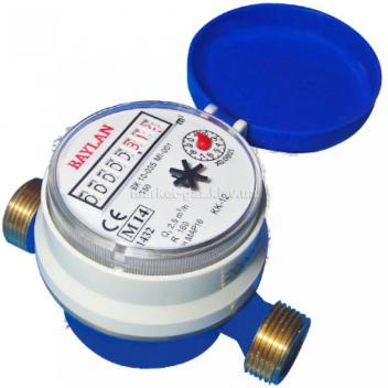 Купить Счетчик воды Baylan KK-12, Dn15, R-160 (C-класс) в Киеве