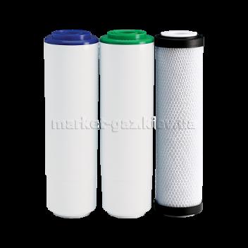 Купить Картридж Ecosoft для тройного фильтра улучшенный