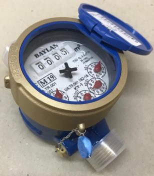 Счетчик воды Baylan KY-1 Dn15, R-160 (C-клас