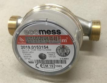 Счетчик воды Ecomess Picoflux 1,6 ГВ