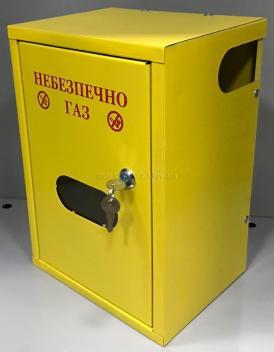 Шкаф для счетчиков газа G-1,6; G-2,5; G-4 боковое подключение