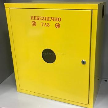 Шкаф для счетчика газа G-10 боковое подключение