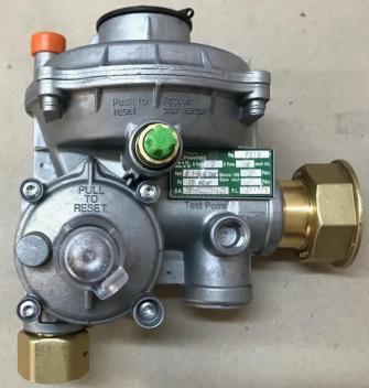 Регулятор давления газа FE-10 T1 (для замены РДГС-10)