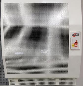 Газовый конвектор АКОГ-2М с вентилятором