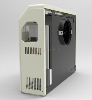 Конвектор газовый АТЕМ Житомир-5