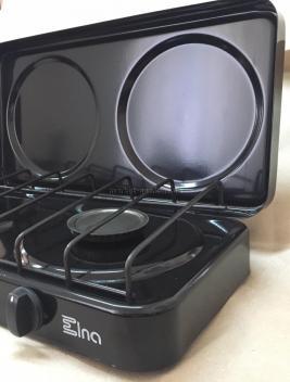 Плита газовая настольная ЭЛНА-01П